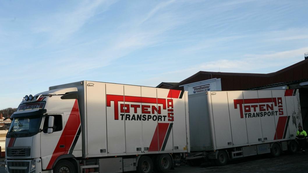Mange av sjåførene som ønsker seg jobb i Toten Transport, kommer fra utlandet.