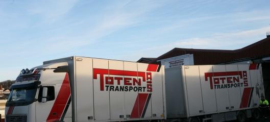 Flere utlendinger i norske lastebiler