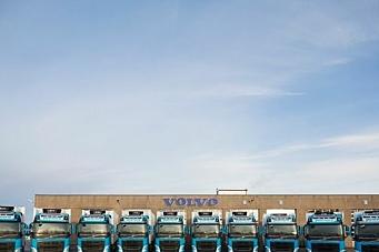 Postnord har kjøpt 43 nye Volvo-er