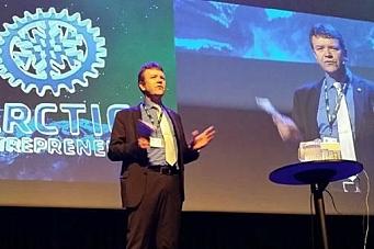 Åpnet Arctic Entrepreneur