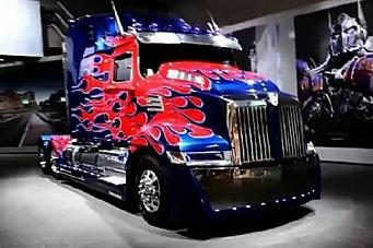 Optimus Prime landet i Hannover