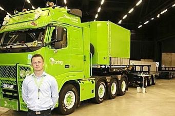 Bring-Volvo på 36 meter
