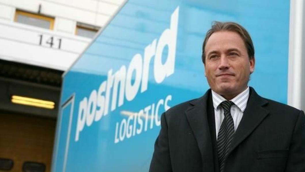 Adm. direktør Robin Olsen i Postnord AS har færre kroner å gi transportørene for jobben etter 1. desember 2014.