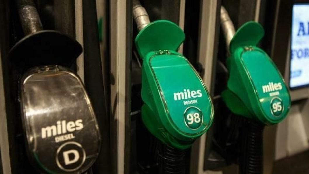 «miles» er betegnelsen på de nye drivstoffene fra Statoil Fuel & Retail.