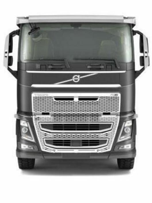 Med FH16 kan man dra fordeler av senket tak og en motoreffekt på opptil 750 hk.