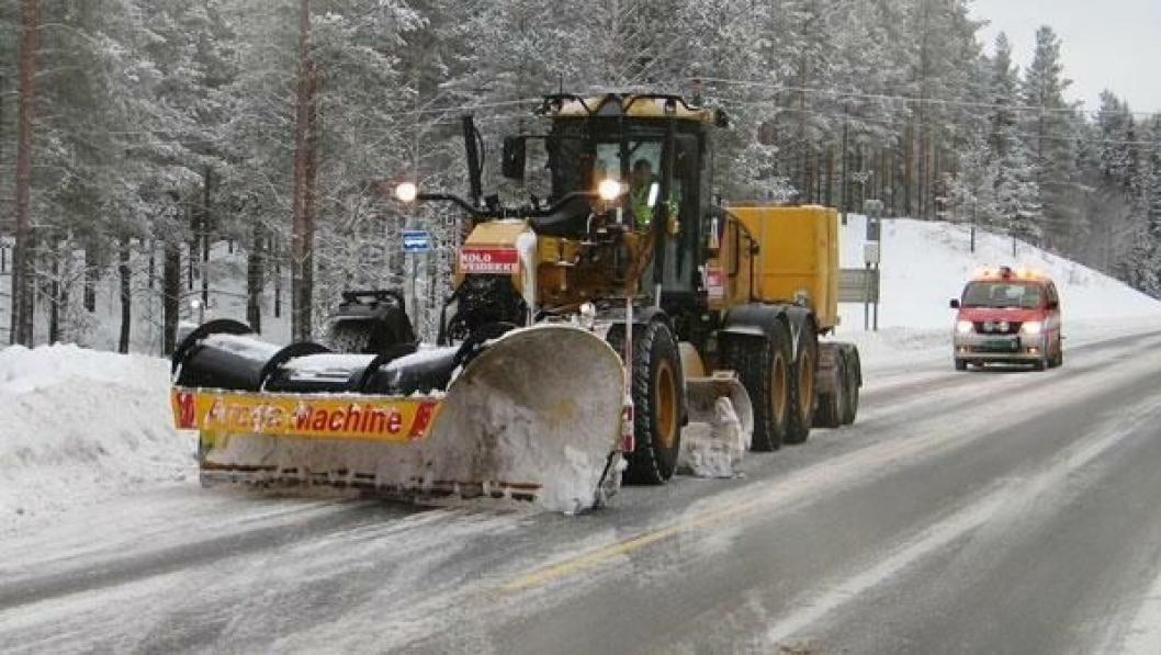 Nye vintervedlikeholdskrav går blant annet på hyppighet av brøyting, ikke hvor mye snø som faller.