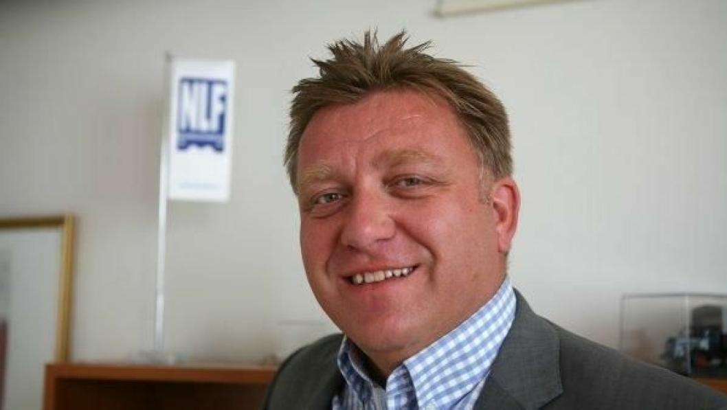 Geir A. Mo ny styreleder i Trygg Trafikk.