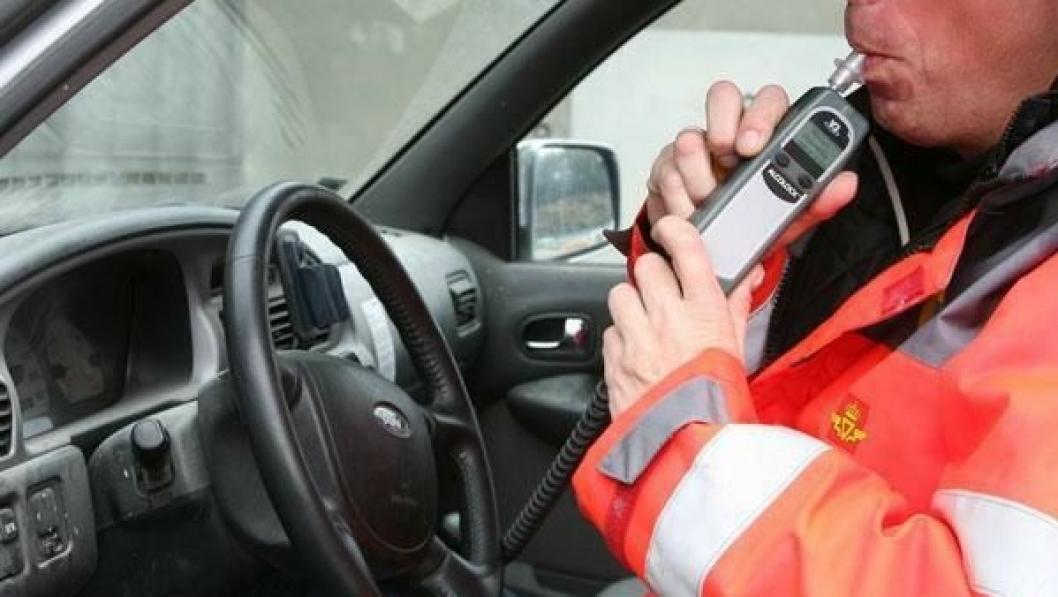 Statens vegvesen har allerede alkolås i de fleste av sine biler.