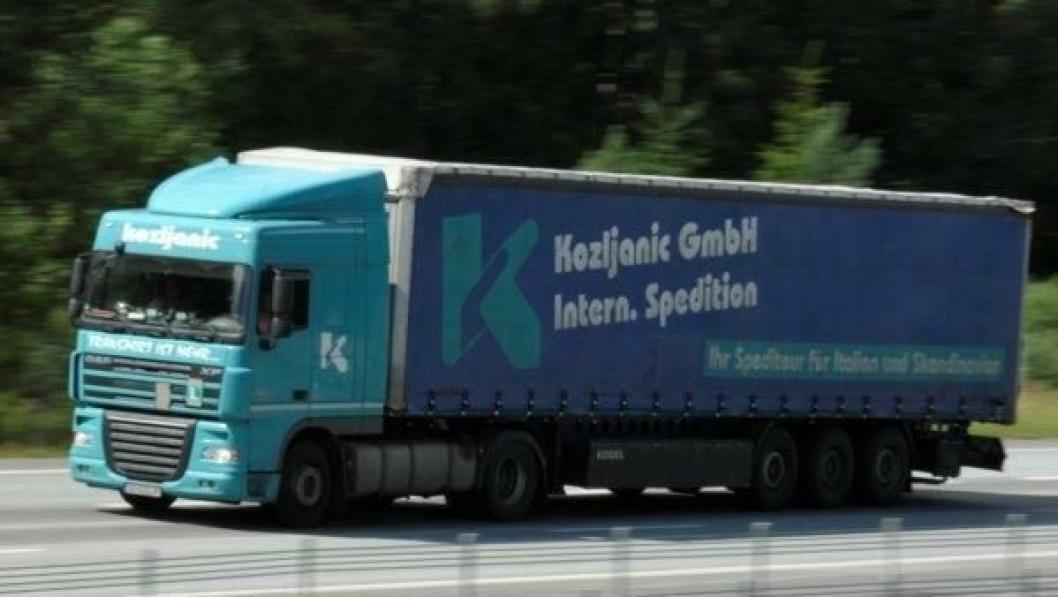 Det er nærmest fritt fram for kabotasje i Danmark.