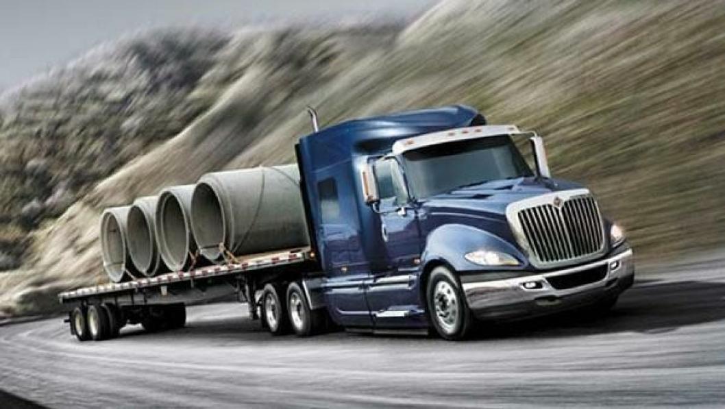 International ProStar er valgt til «2014 Heavy-Duty Commercial Truck of the Year».