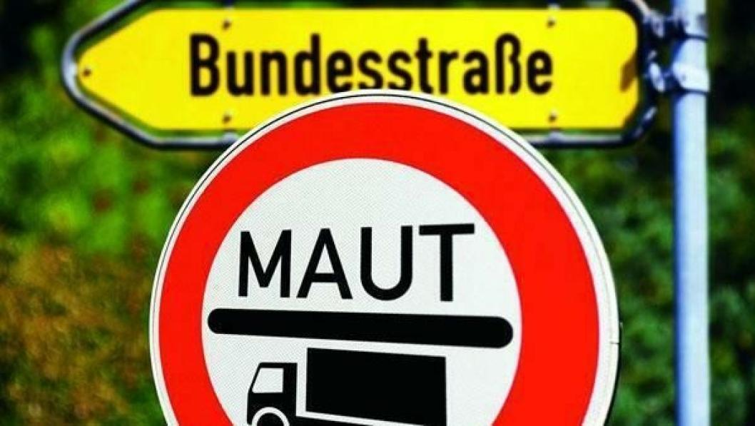 Det foreligger et politisk forslag om betydelig utvidelse av Maut-systemet (bompenger) i Tyskland.