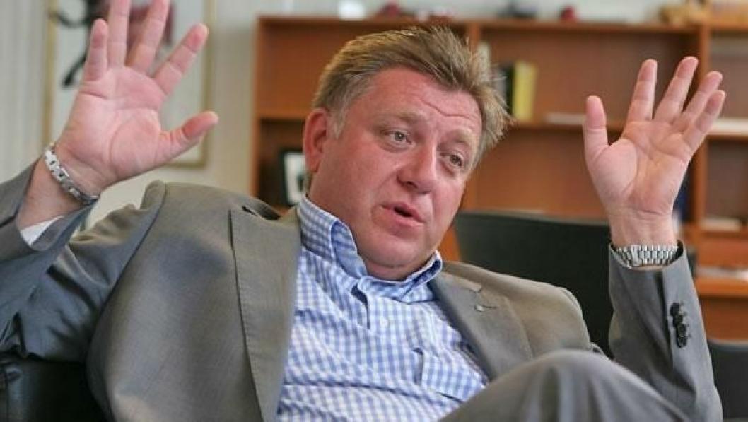 Geir A. Mo ser frem til samarbeid med LOs nye leder, Gerd Kristiansen.