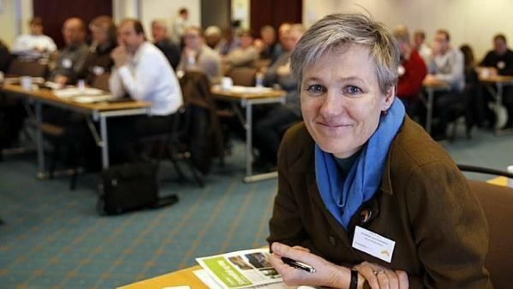 - Vi har forsøkt å sette sammen et program som treffer de som kommer hit, sier generalsekretær Elisabeth Gammelsæter i Norsk Bergindustri.