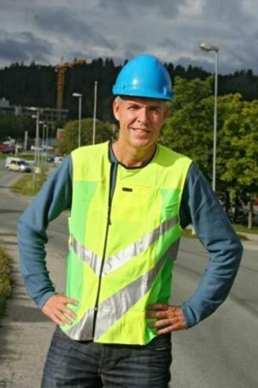 Powels adm. direktør Bård Benum sier dette er en viktig avtale for Powel.
