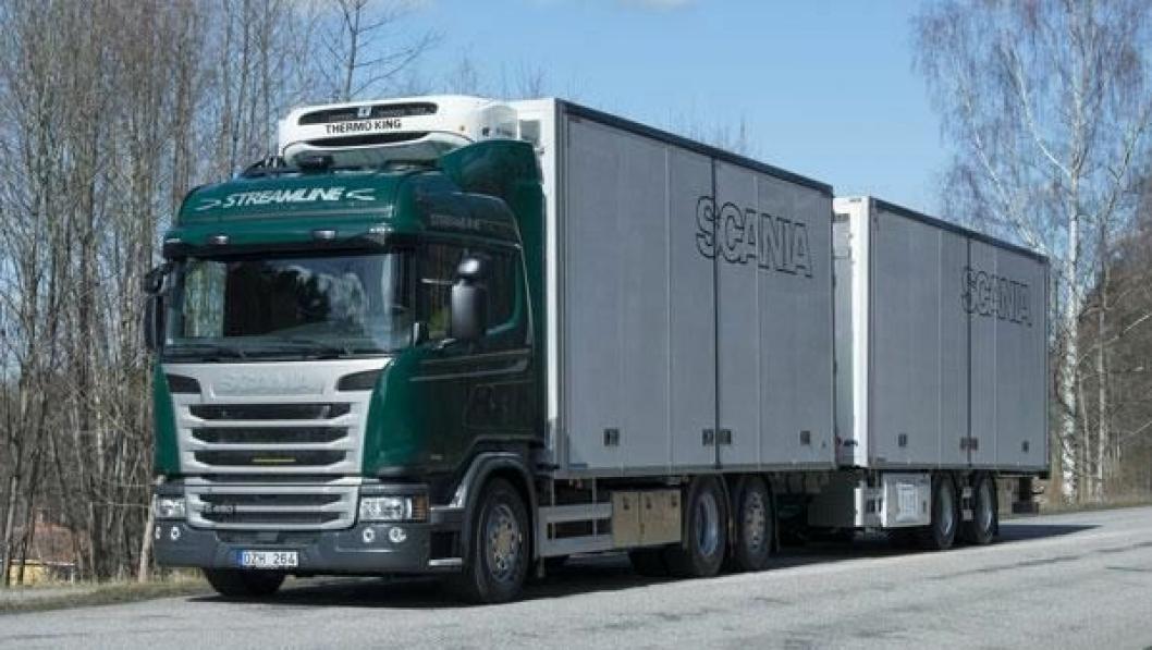 Scania G450 EGR + SCR får nå en tvilling, men ikke enegget. Tvillingen klarer seg nemlig bare med SCR.