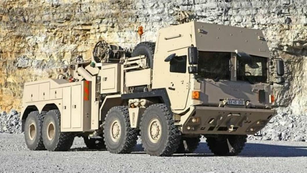 Scania dropper alle søksmål i forbindelse med at Rheinmetall MAN Military Vehicles har vunnet kontrakten på levering av militære lastebiler til Norge og Sverige.