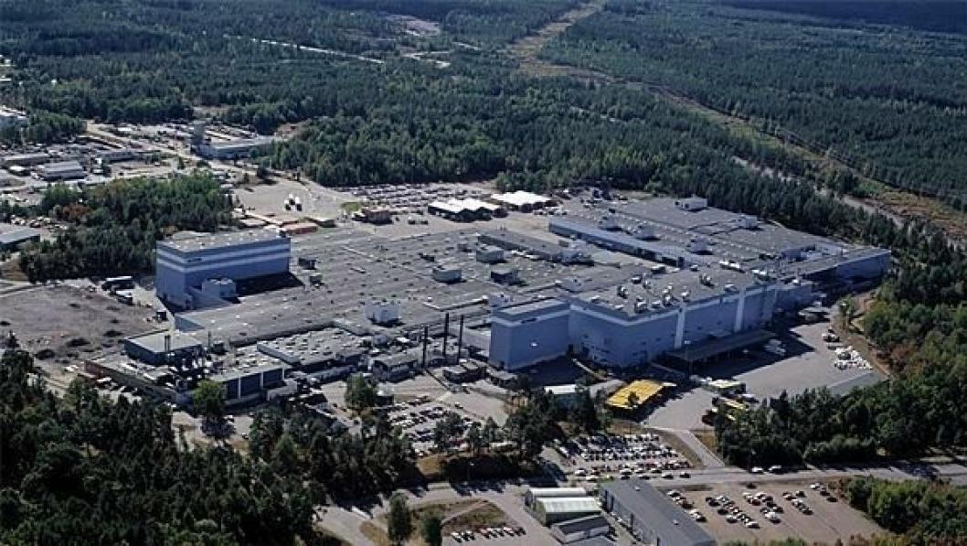 Scania skal komplettere produksjonsanlegget i Oskarshamn med et nyt stort logistikksenter.