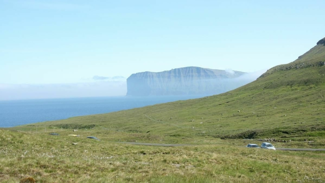 VAKKERT: De som reiser fra LNS til Færøyene får neppe grunn til å klage på naturen.