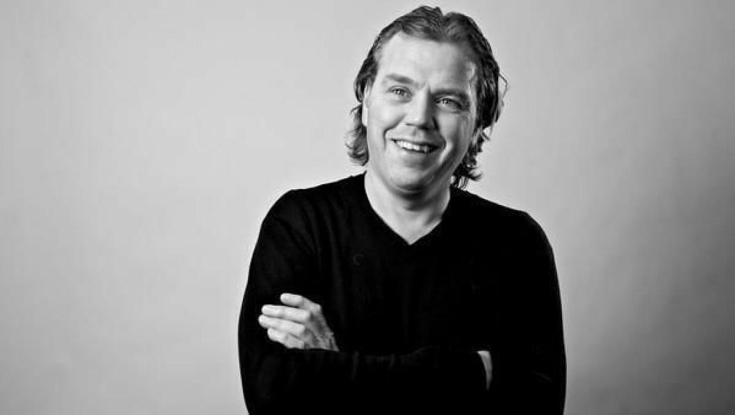 Kjell Olafsrud tiltrer som markedsdirektør i NLF 15. januar.