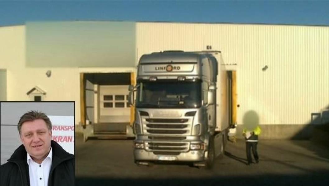 Geir A. Mo, direktør i Norges Lastebileier-Forbund, er skremt over at denne sjåføren fikk kjøre videre dagen etter at han ble tatt med 2,49 i promille.