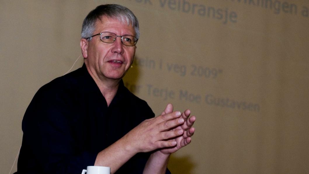 Veidirektør Terje Moe Gustavsen