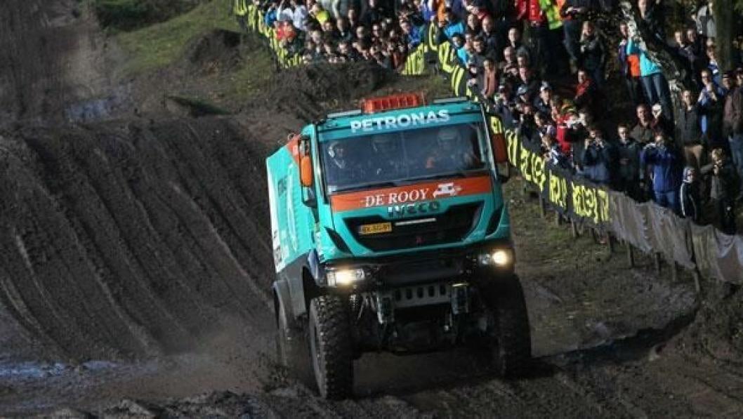 Iveco Trakker – god jobb både i konkurranser og som anleggsbil.