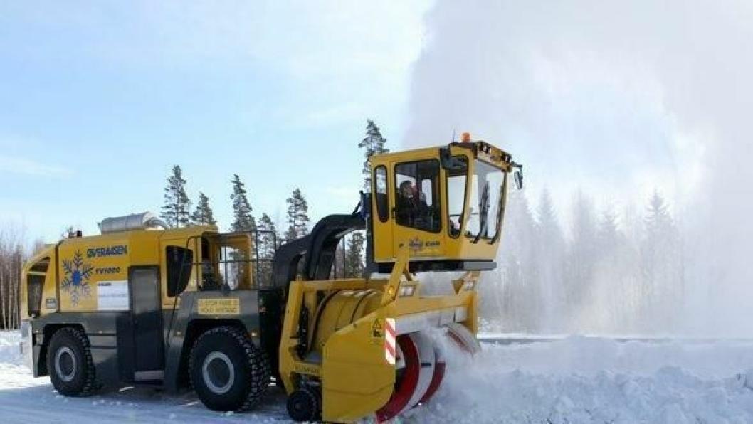 Vinterdagene arrangeres i februar neste år.