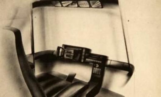 Slik er hytta tenkt i morgendagens maskin.