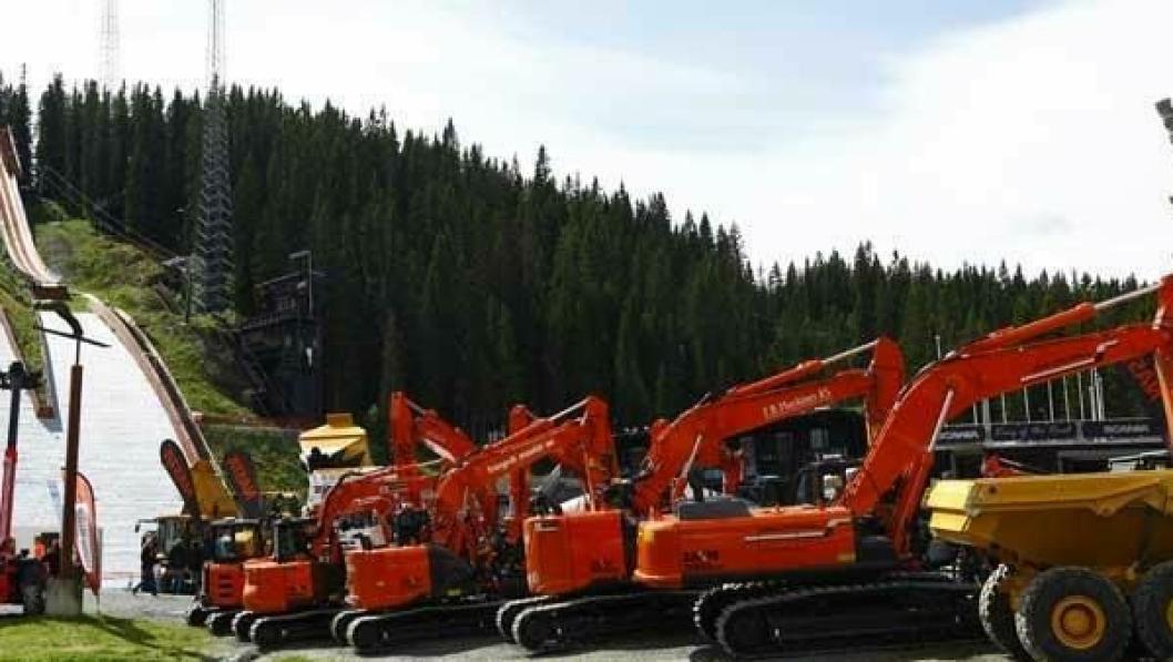 Det var stor aktivitet under Mefa 2014 i Trondheim i juni, noe salgstatistikken gjenspeiler.