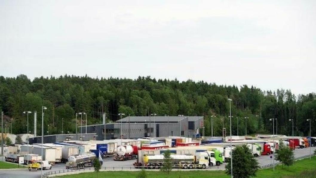 Svensk-norsk grensesamarbeid.
