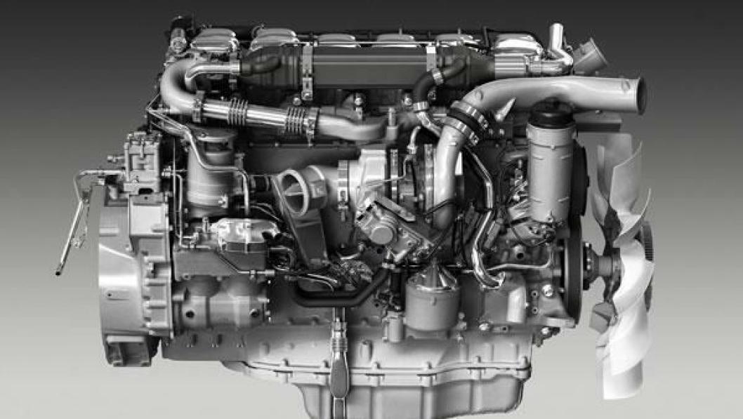 Scania kan nå levere 13-litersmotoren sertifisert for 100% biodiesel i effekter på 450 og 490 hk.