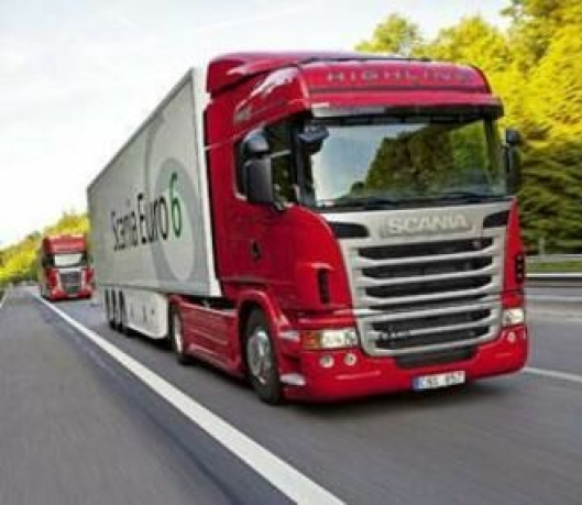 Scania hevder å være markedsleder når det gjelder Euro 6-motorer sertifisert for 100% biodiesel.