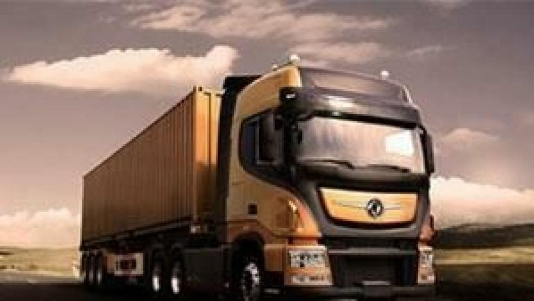 Dongfeng debuterer på årets IAA med tre lastebilmodeller.