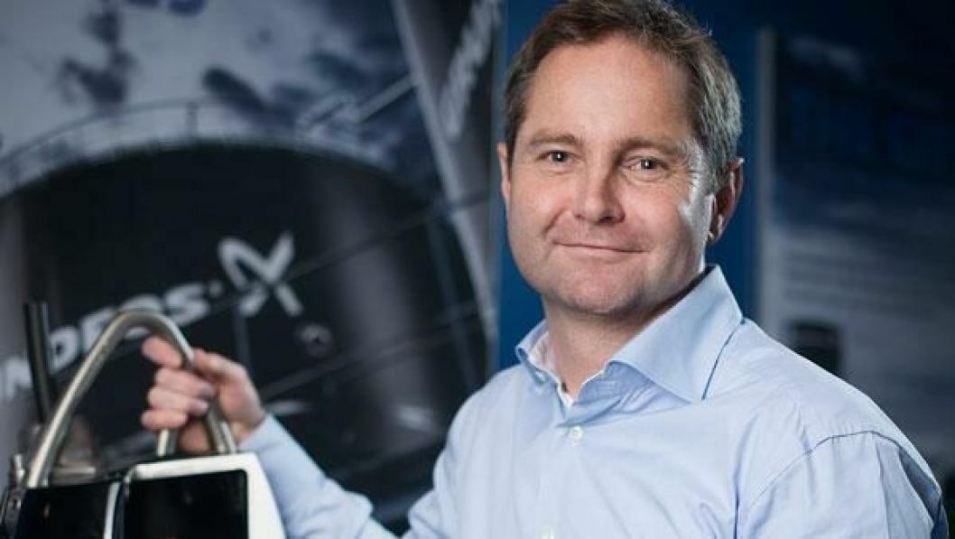 - Kundeservicen spisses ytterligere gjennom vår omorganisering, forsikrer adm. direktør Truls Lystad i Grundfos Pumper.