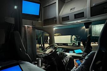 Nytt batteri-system på Volvo FH og FM