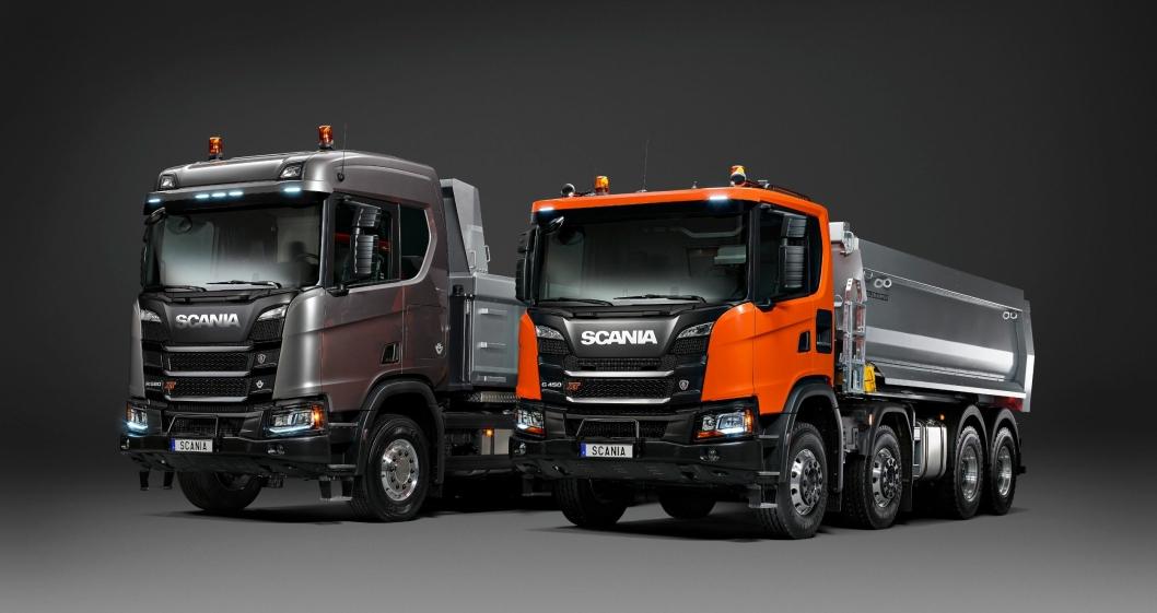 AKSEPTERER IKKE DOMMEN: Scania anker dommen og boten på over åtte milliarder kroner.
