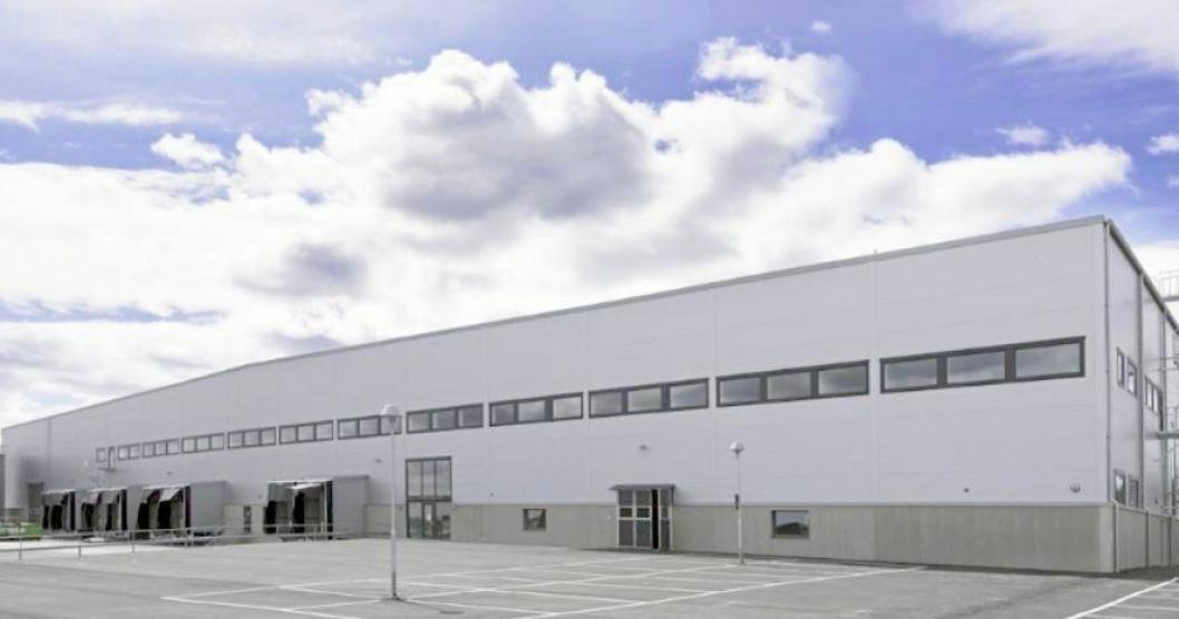 NYTT LOKALE: Steelwrist utvider med større produksjonsareale i Metallvägen i Rosersberg.