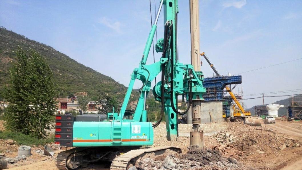 NYTT: Liugong kaster seg inn i fundamenteringsmarkedet med oppkjøp (51%) av Shanghai Jintai Engineering Machinery Co., Ltd. (Jintai).
