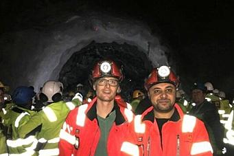 Bruker seismikk i norsk tunneldriving