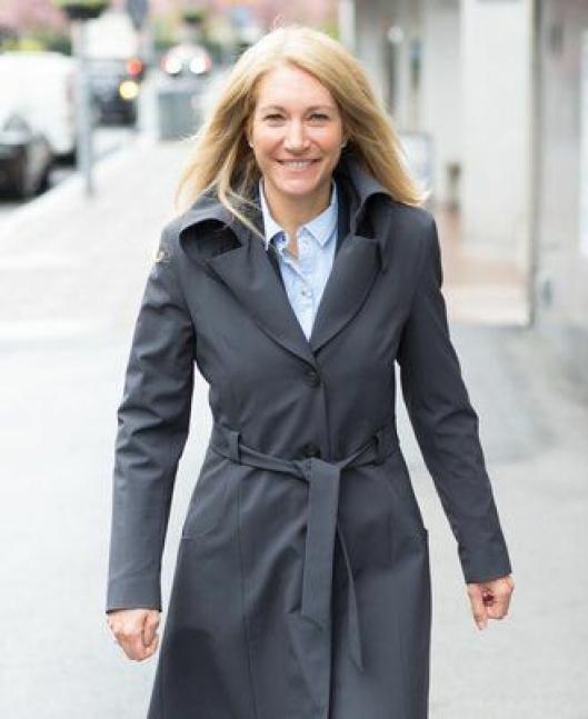 Adm. direktør i MEF, Julie M. Brodtkorb.
