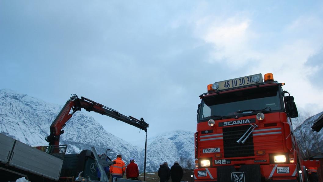 Nå spilles ny sesong av Vinterveien helter inn i Norge.