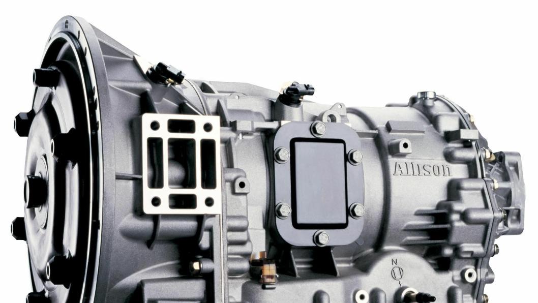 Allison Transmission lanserer automatkassen xFE for 1000 Series og 2000 Series.