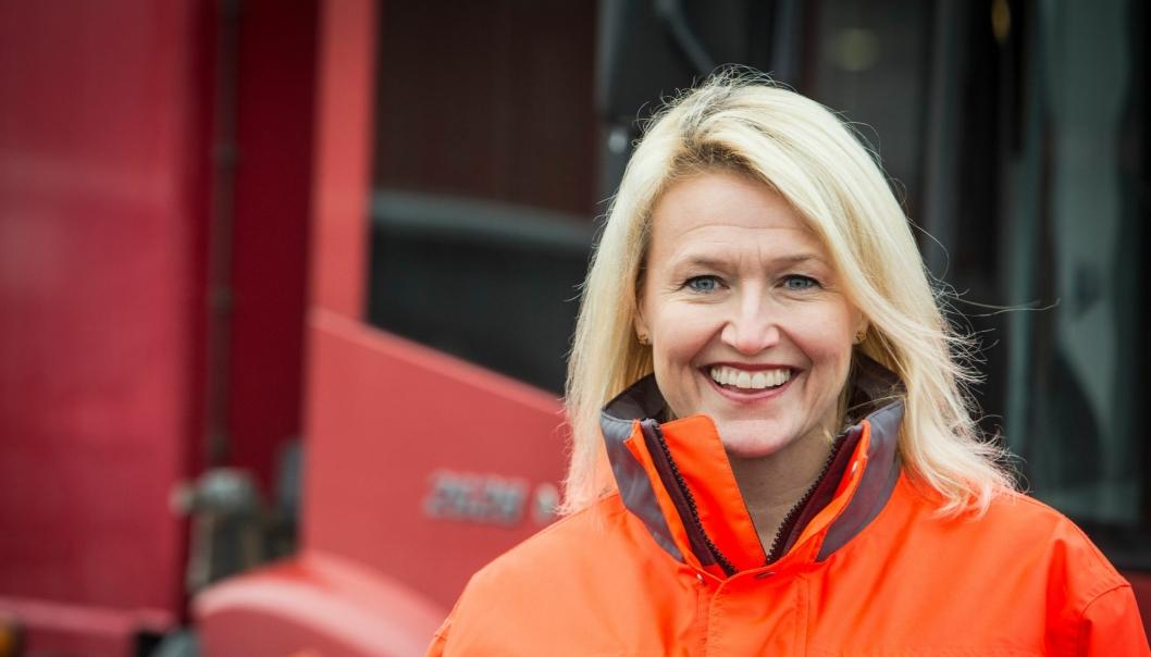 Ingrid Therese Tjøsvold blir ny administrerende direktør i Lemminkäinen Norge fra 14. november 2017.