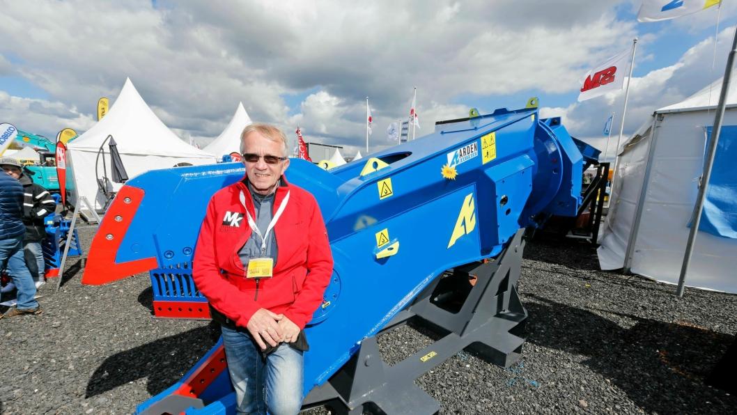 Tidligere Åkermans-selgere i Europa skrøt av Arden Equipment som Erling Ånesland fikk på leveringsprogrammet til Maskin og Konsult AS i 1994. Dette agenturet har vært svært viktig for selskapet.