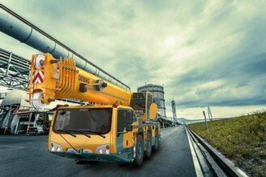 AC 60-3 kan utstyres med 16 meter forlenger.