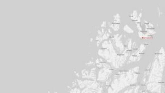 Feiring Nord AS har etablert pukkverk på Vannøya, i Karlsøy kommune.