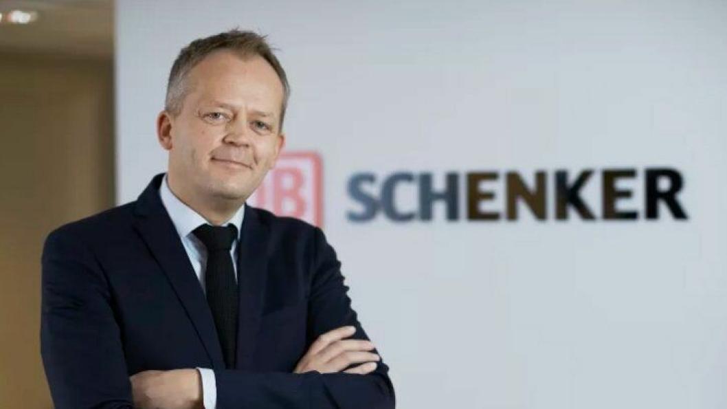 Knut Eriksmoen er ny adm. direktør i Schenker AS fra 15. desember 2017.