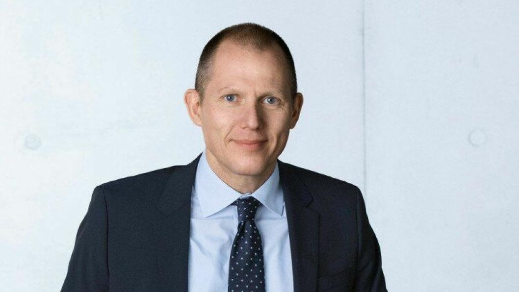 DSVs adm. direktør Jens Bjørn Andersen tar det helt med ro, for alt han rører blir til gull. I år kan han feire 10 år som sjef for den danske transportkjempen.