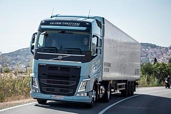Volvo Trucks støtter EU-krav