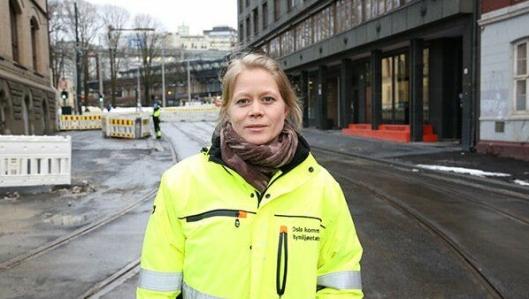 – De største utfordringene er det folk flest aldri ser, det som ligger under bakken, sier prosjektleder Ida Øvren i Bymiljøetaten.